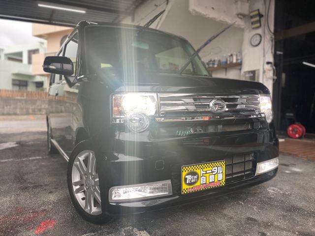 沖縄県宜野湾市の中古車ならムーヴコンテ カスタム RS ターボ ナビ TV 本土無事故
