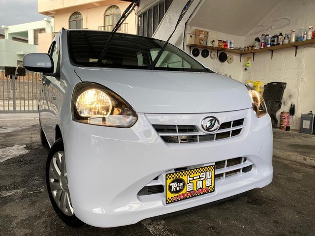 沖縄県の中古車ならミライース X キーレス 電格ミラー 本土無事故