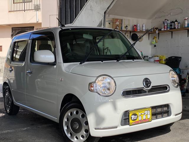 ダイハツ ココアX スマートキー 本土無事故車両