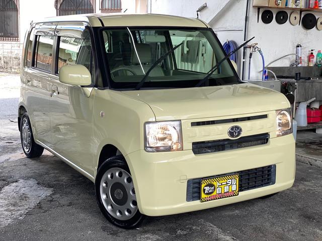 沖縄の中古車 トヨタ ピクシススペース 車両価格 32万円 リ済込 2013(平成25)年 10.8万km ライトイエロー