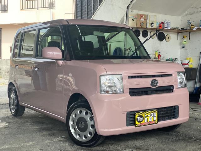 トヨタ X スマートキー シートリフター Bluetooth フルセグTV 本土中古車