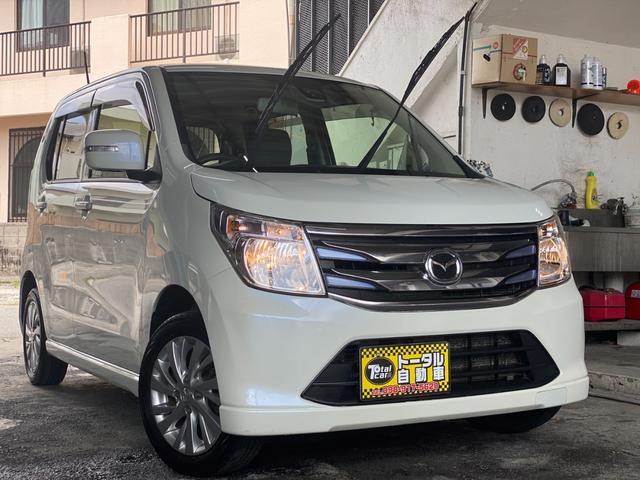 沖縄県の中古車ならフレア HS ナビ TV バックカメラ シートヒーター 純正アルミ 本土無事故