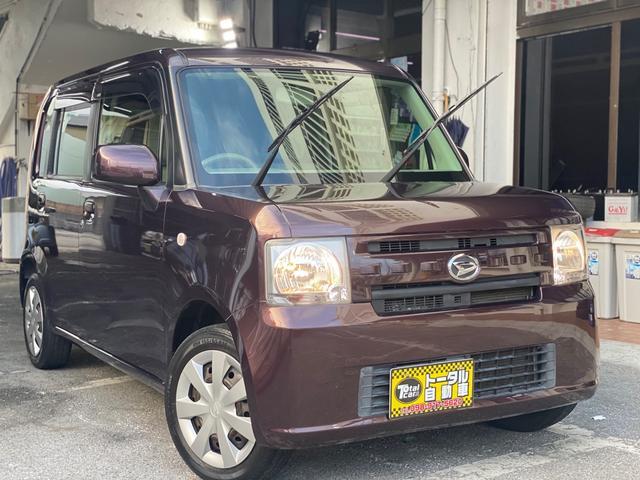 沖縄県宜野湾市の中古車ならムーヴコンテ L キーレスエントリー 電動格納ミラー LEDテール 本土無事故車両