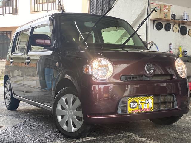 沖縄県宜野湾市の中古車ならミラココア ココアL キーレス ETC 純正オーディオ 本土無事故