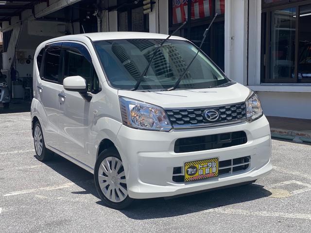 沖縄県の中古車ならムーヴ L SAII スマートアシスト キーレス 電動格納ミラー アイドリングストップ 本土無事故車両