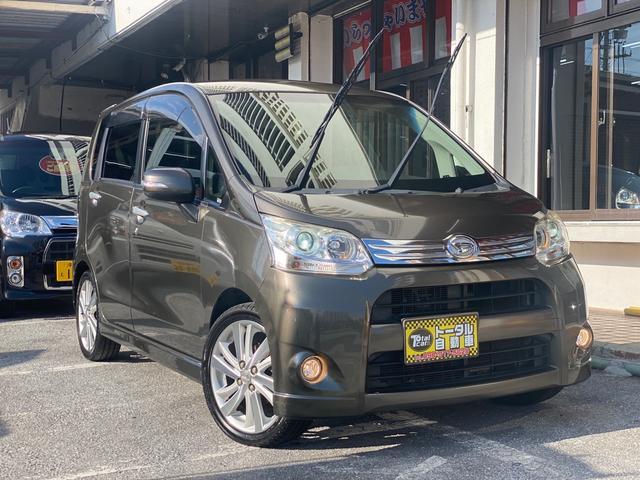 沖縄の中古車 ダイハツ ムーヴ 車両価格 39万円 リ済込 2011(平成23)年 10.7万km グレーM
