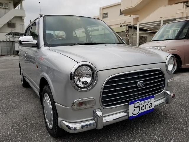 沖縄の中古車 ダイハツ ミラジーノ 車両価格 16万円 リ済込 2000(平成12)年 9.2万km シルバー