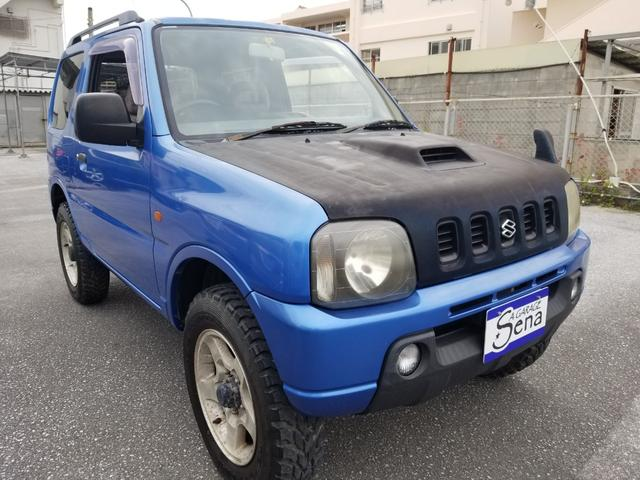 沖縄県うるま市の中古車ならジムニー XC