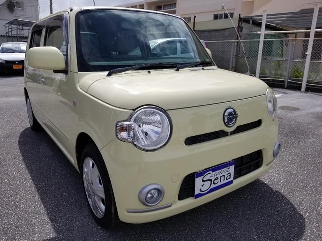 沖縄県石垣市の中古車ならミラココア ココアX