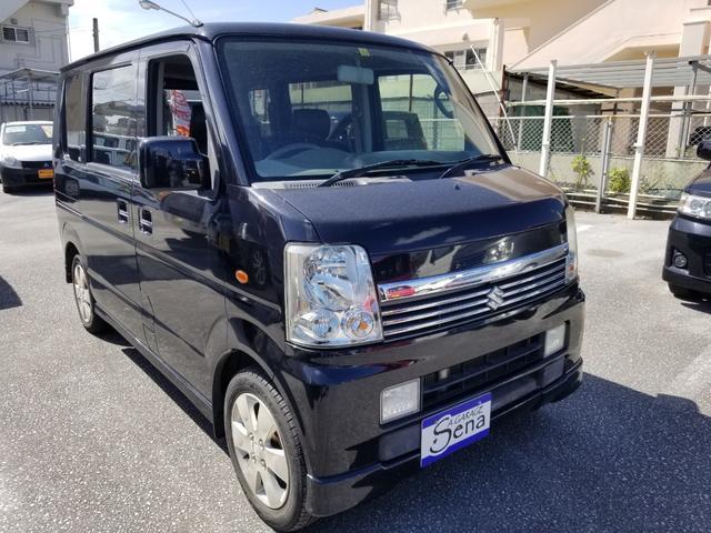 沖縄県うるま市の中古車ならエブリイワゴン JPターボ