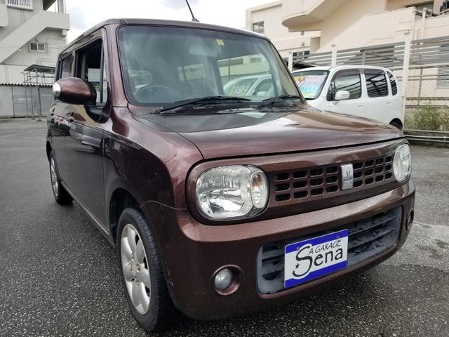 沖縄県うるま市の中古車ならアルトラパン X
