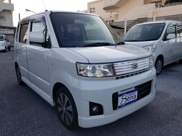 沖縄県うるま市の中古車ならワゴンRスティングレー X