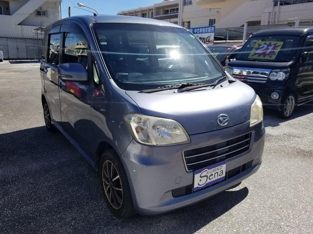 沖縄県うるま市の中古車ならタントエグゼ X