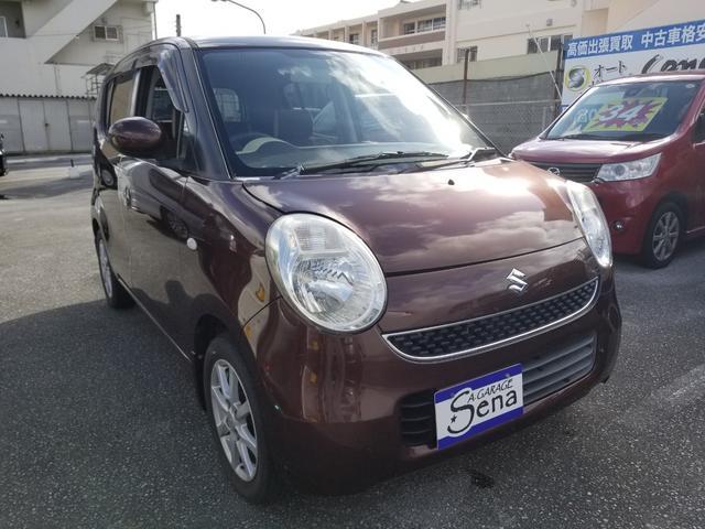 沖縄県浦添市の中古車ならMRワゴン X