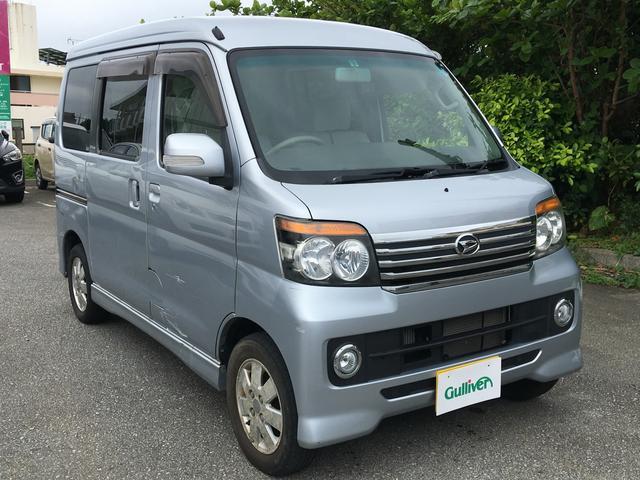 沖縄県の中古車ならアトレーワゴン カスタムターボRS LTD