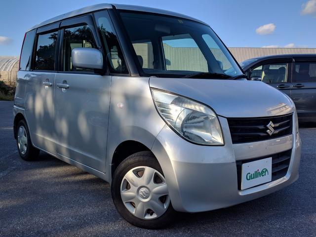 沖縄の中古車 スズキ パレット 車両価格 49万円 リ済別 2009(平成21)年 8.7万km シルバー