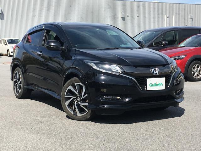 沖縄県の中古車ならヴェゼル RS・ホンダセンシング 社外メモリナビ フルセグ ETC