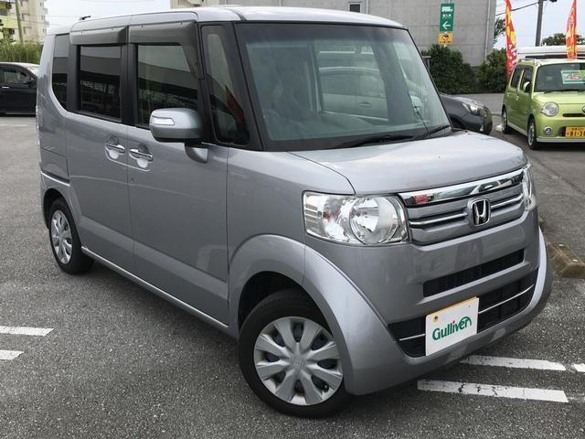 沖縄県那覇市の中古車ならN-BOX G・Lパッケージ