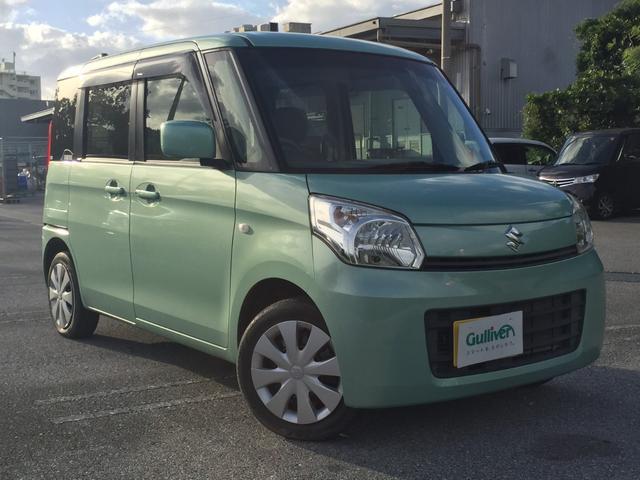 スペーシア(スズキ) X 中古車画像
