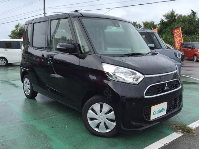 沖縄県の中古車ならeKスペース G セーフティパッケージ アラウンドビューカメラ ナビ Bluetooth パワースライド ETC