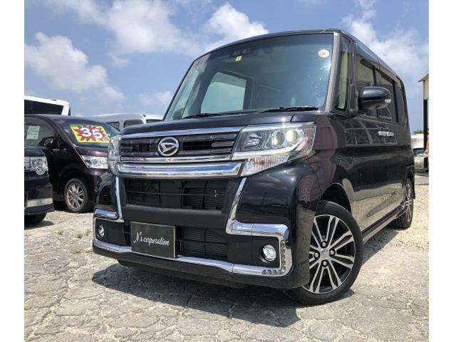 沖縄県糸満市の中古車ならタント X VS SAIII