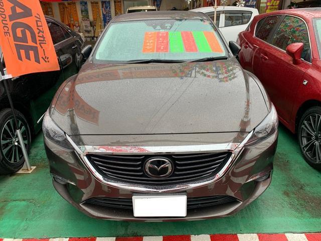 沖縄県うるま市の中古車ならアテンザセダン XD Lパッケージ 中期モデル BOSEサウンドシステム