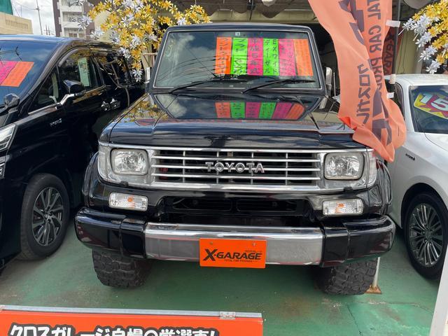 トヨタ EXワイド ディーゼル サンルーフ 社外アルミホイール
