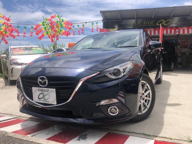 沖縄県の中古車ならアクセラハイブリッド ハイブリッド-S LEDランプ ヘッドアップディスプレイ 本土仕入・無事故車 社外アルミホイール 24ヵ月保証付き