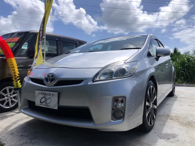 トヨタ S HIDヘッドライト フォグランプ シートカバー付き 社外アルミホイール 本土仕入・無事故車 24ヵ月保証付き