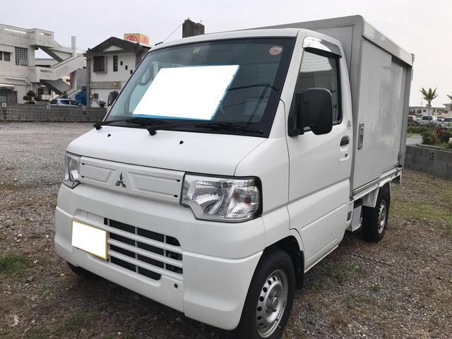 沖縄県の中古車ならミニキャブトラック 保冷車