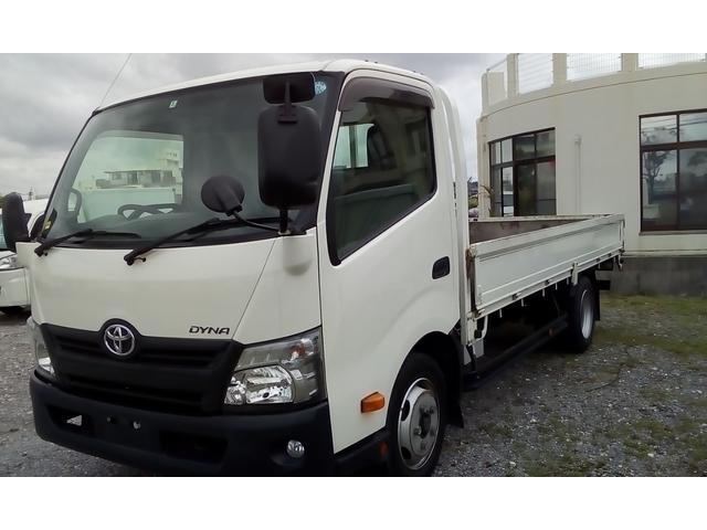 沖縄の中古車 トヨタ ダイナトラック 車両価格 219万円 リ済別 2013(平成25)年 10.8万km ホワイト