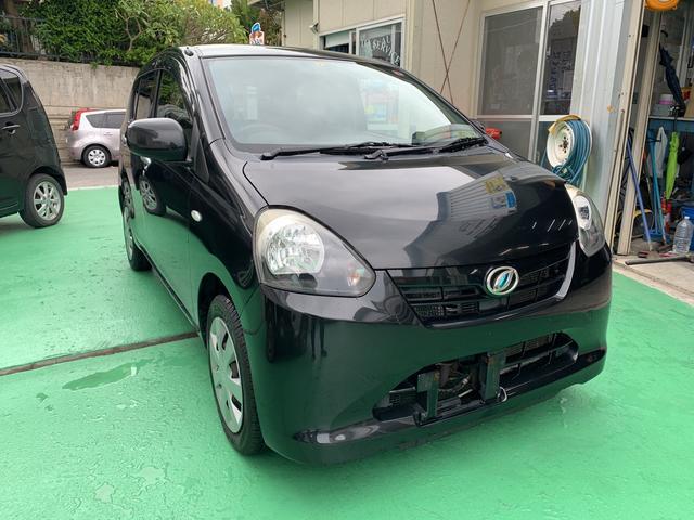 沖縄県うるま市の中古車ならミライース X