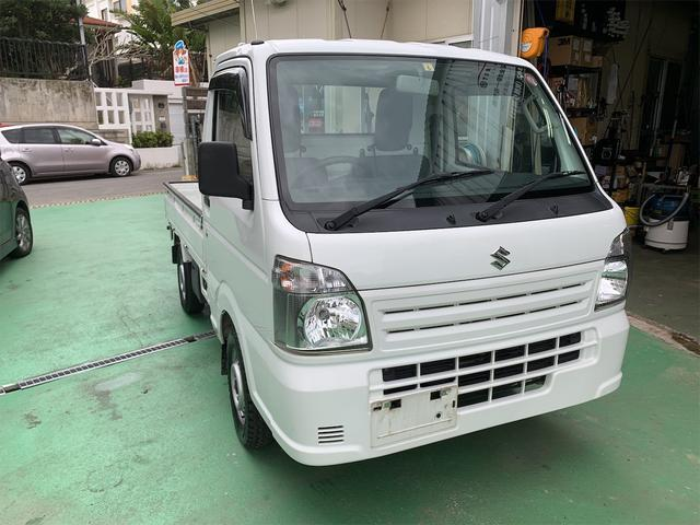 沖縄県うるま市の中古車ならキャリイトラック KCエアコン・パワステ