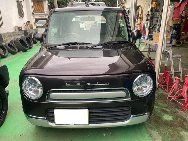 沖縄の中古車 スズキ アルトラパン 車両価格 64万円 リ済込 2013(平成25)年 8.3万km 特色