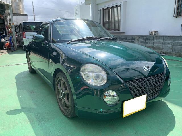 沖縄県うるま市の中古車ならコペン アクティブトップ
