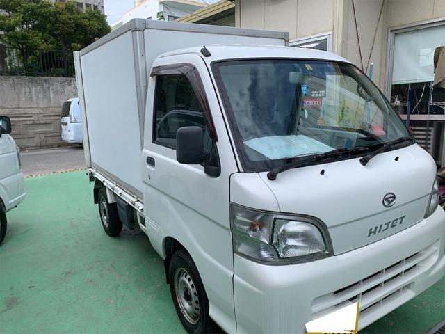 沖縄の中古車 ダイハツ ハイゼットトラック 車両価格 32万円 リ済込 2012(平成24)年 12.8万km ホワイトII
