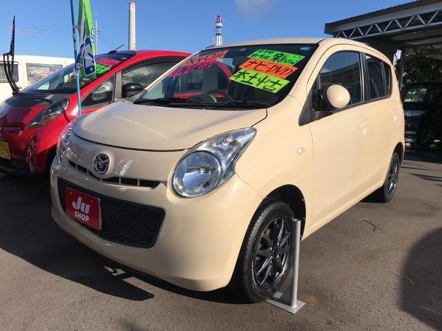 沖縄県の中古車ならキャロル GS タイヤ/アルミ新品
