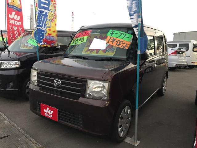 沖縄の中古車 ダイハツ ムーヴコンテ 車両価格 27万円 リ済込 2010(平成22)年 13.5万km ブラウン
