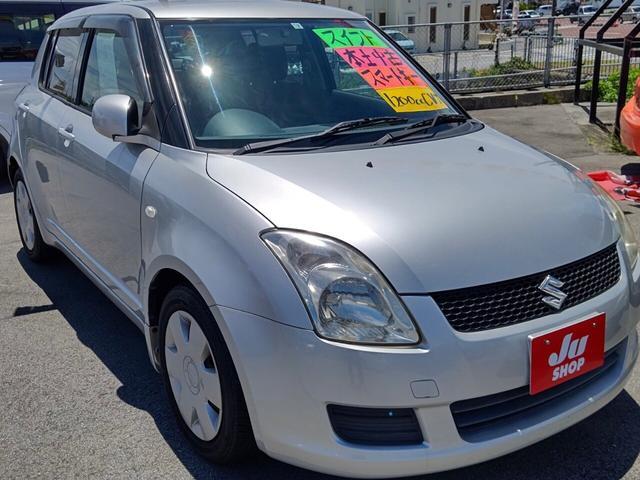 沖縄県うるま市の中古車ならスイフト 1.2XG