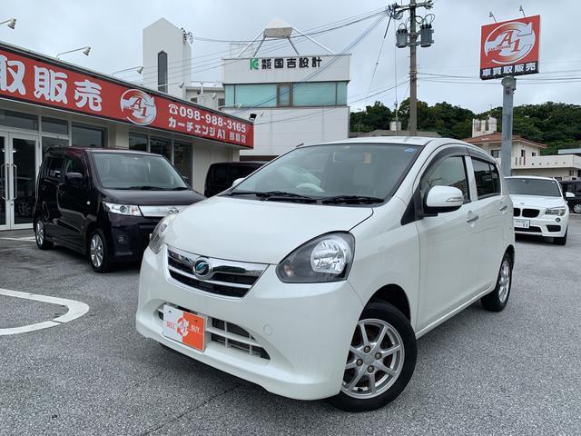 沖縄県の中古車ならミライース G オプション3年保証対象車