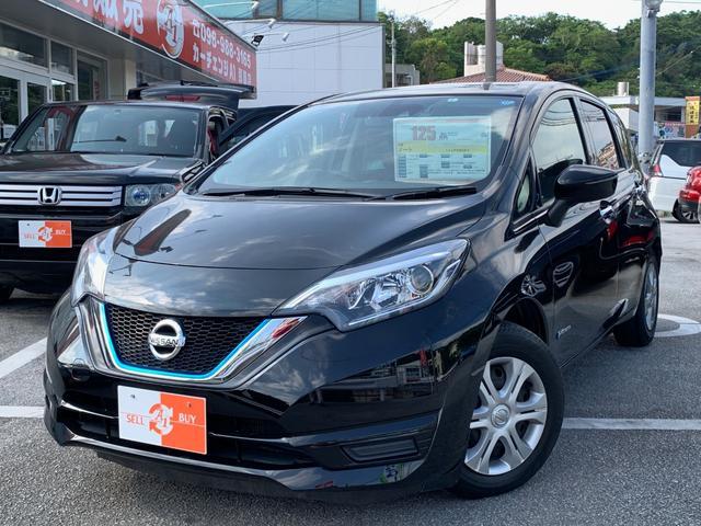 沖縄県の中古車ならノート e-パワー X OP3年保証対象車