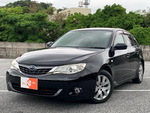 沖縄県那覇市の中古車ならインプレッサ 15S コンフォートセレクション