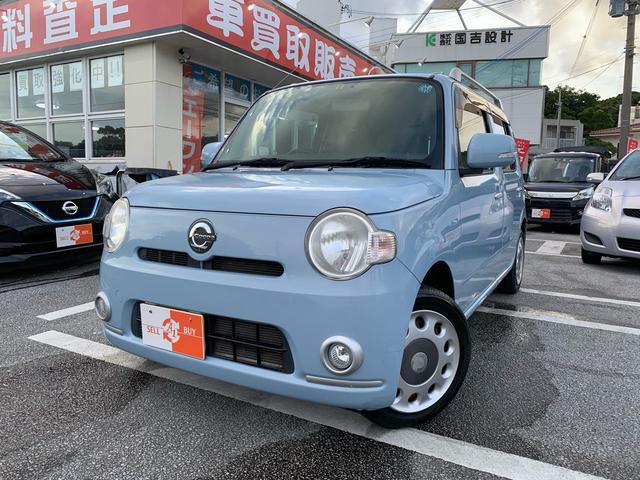 沖縄県の中古車ならミラココア ココアプラスX オプション3年保証対象車