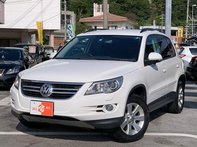 VW ティグアン:沖縄県中古車の新着情報