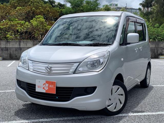 沖縄県の中古車ならソリオ G 左パワースライドドア バックカメラ