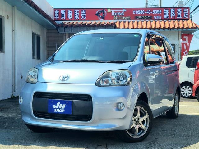 沖縄県の中古車ならポルテ F ナビ TV Bluetooth対応 バックカメラ パワースライドドア ETC エンジンスターター