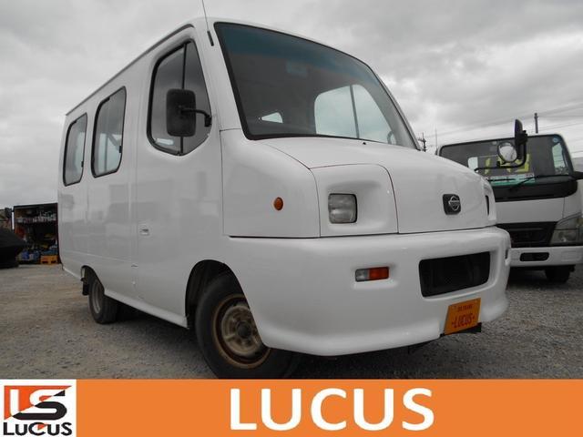 沖縄の中古車 日産 アトラスロコ 車両価格 125万円 リ済込 1996(平成8)年 11.1万km ホワイト