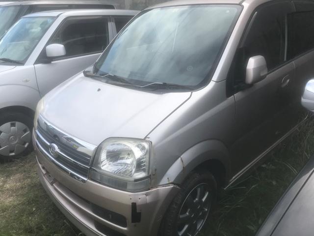 沖縄の中古車 ダイハツ ムーヴ 車両価格 4.8万円 リ済込 2006(平成18)年 10.9万km ピンク