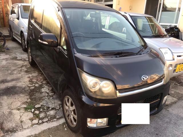 沖縄県の中古車ならムーヴ 下取買取保証あり