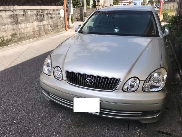 沖縄県の中古車ならアリスト S300ベルテックスエディション